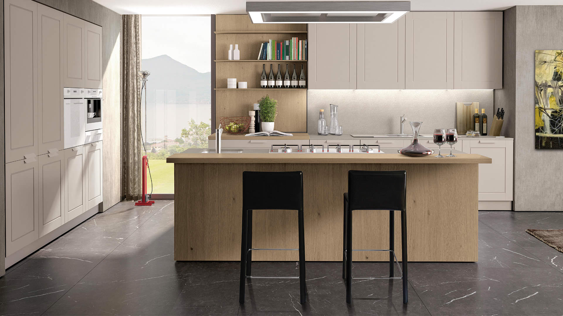 euromobil quadrica kitchen studio living & more total home solutions kitchen renovation cyprus larnaca nicosia