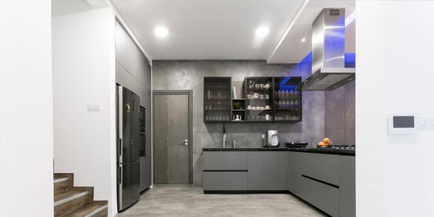 Residence in Meneou Euromobil