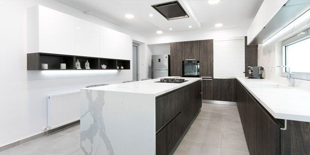 kitchen project zecchinon cucine