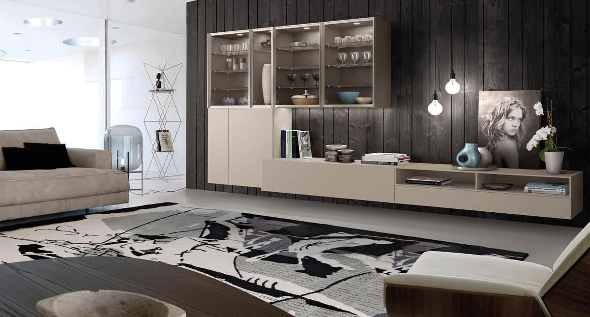 living composition kitchen
