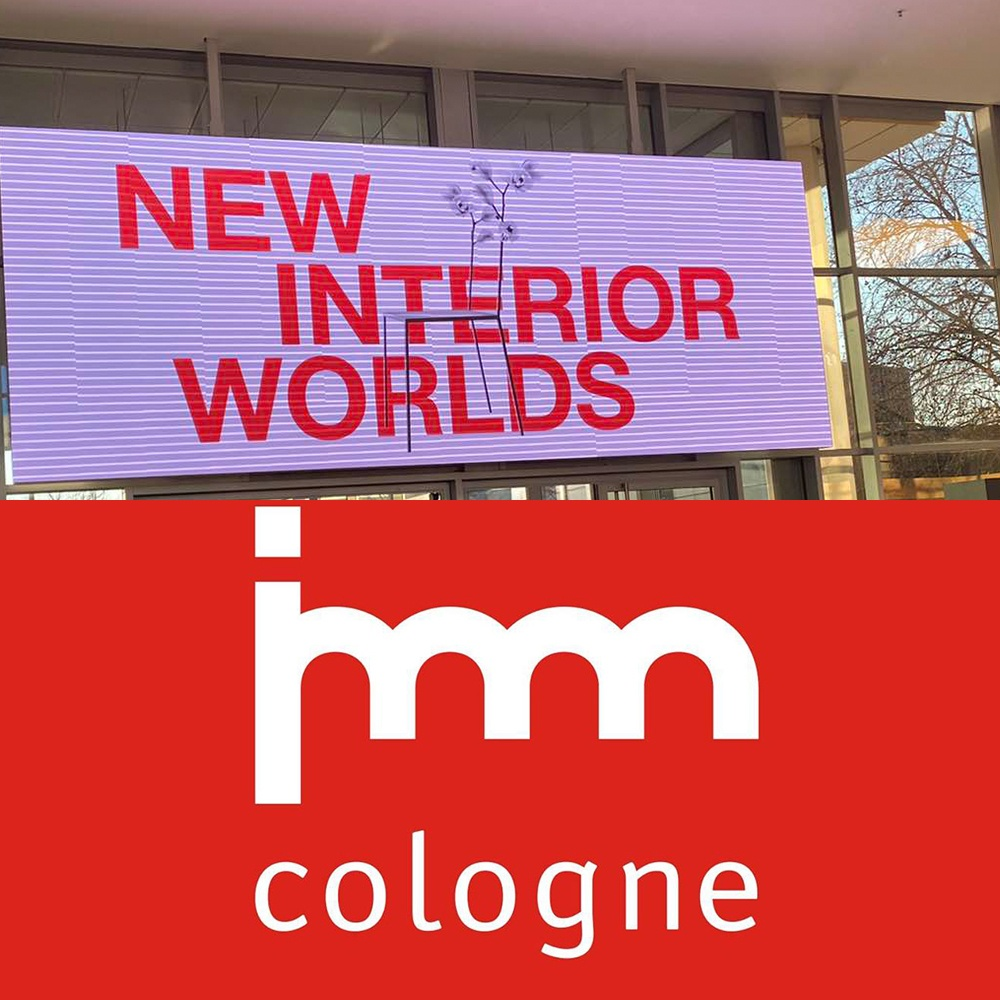 IMM Cologne 2020 took place in Cologne, Germany from 13th to 19th January and Kitchen Studio Living & More was there.