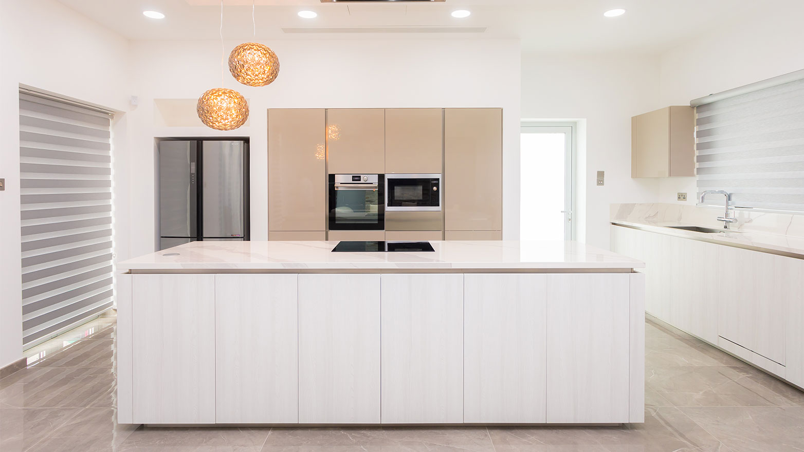 Zecchinon Cucine Sharon Kalea Kitchen Renovation Cyprus Kitchen Studio Living & More Larnaca