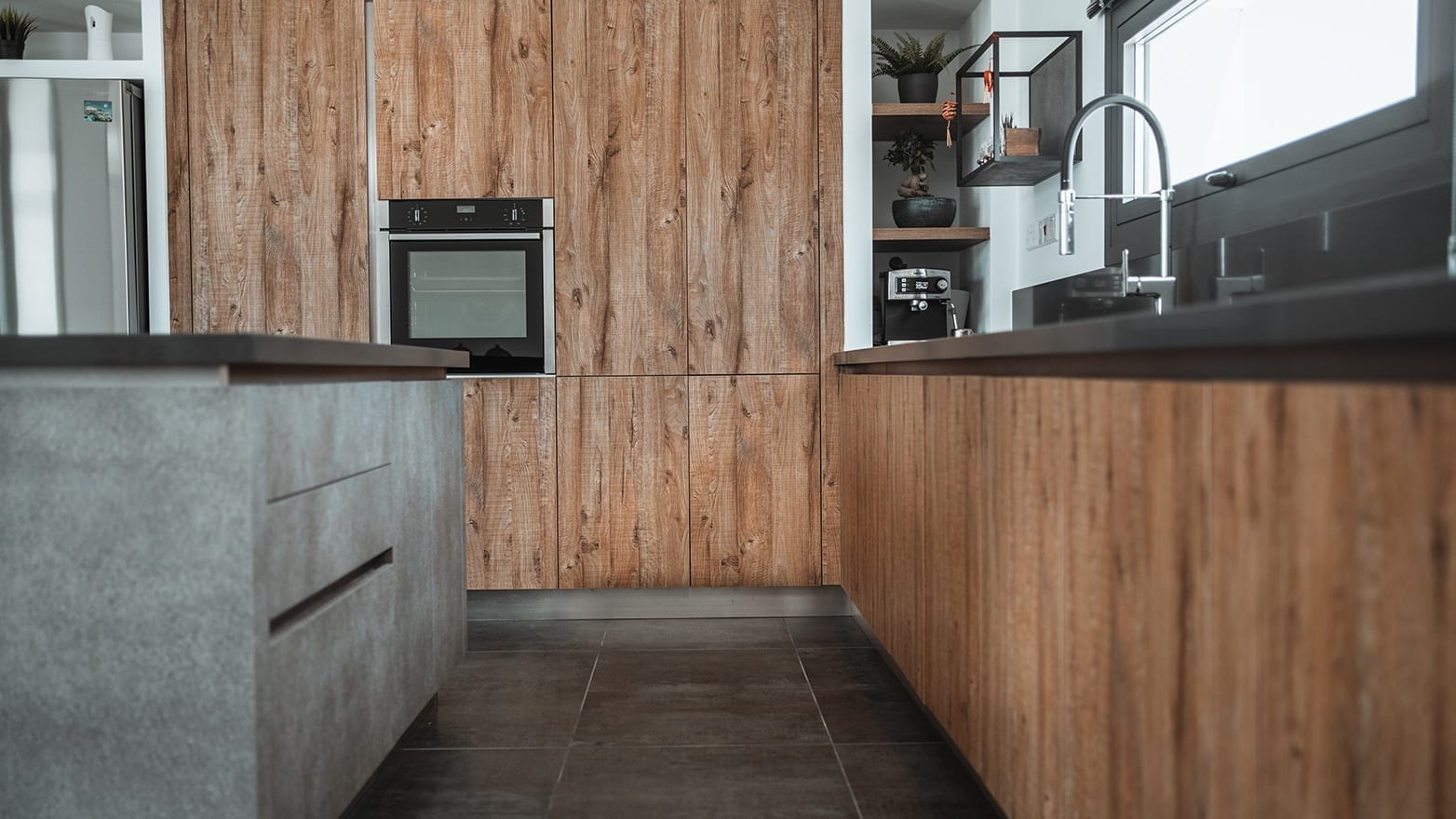 Kitchen Solutions – Residence in Lympia