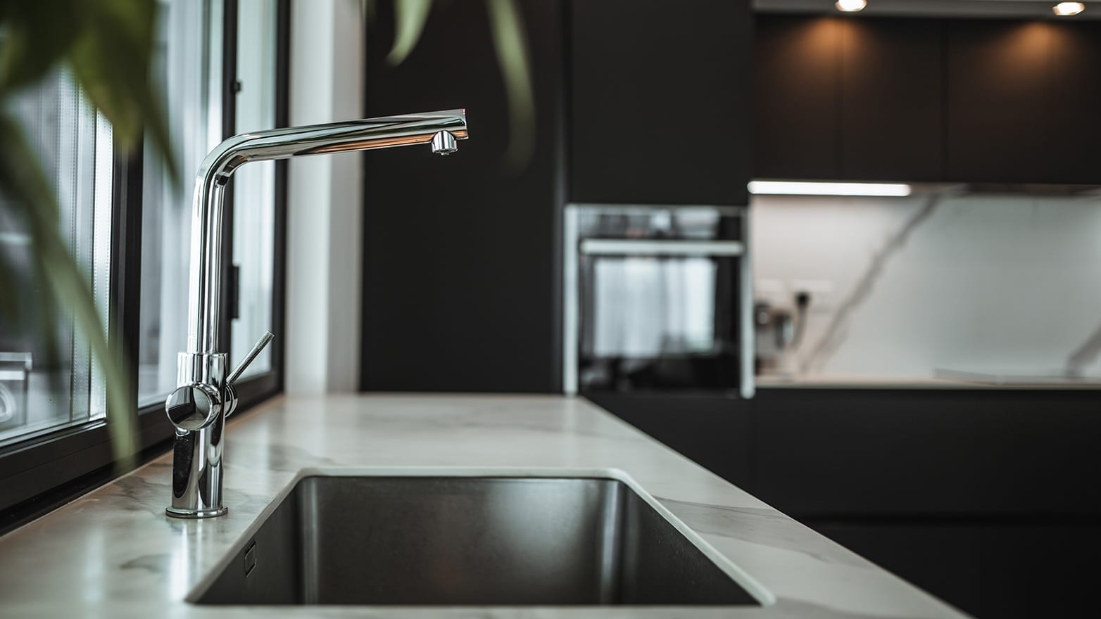 Kitchen Solutions – Residence in Lakatamia